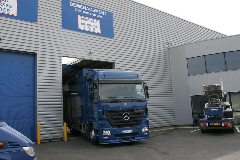camion de déménagement pour particuliers et professionnels