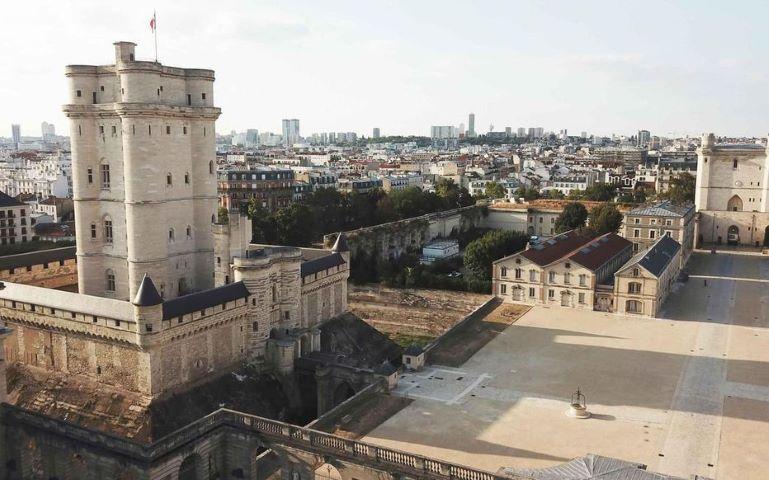château de Vincennes-Val-de-Marne