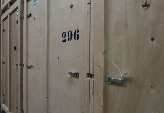 gardes-meubles individuels et sécurisés