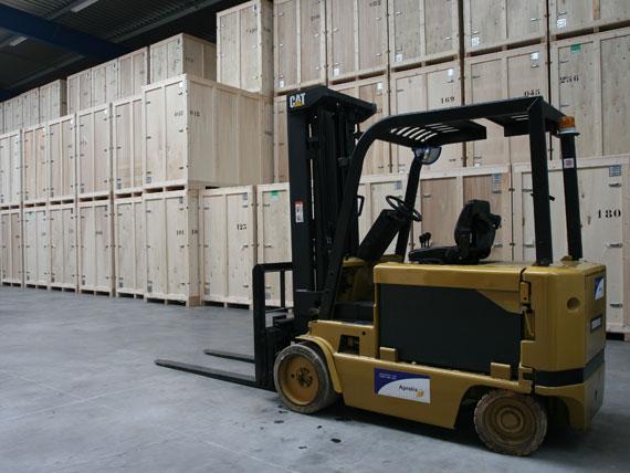 entrepôt de garde-meubles individuels et sécurisés dans le 91
